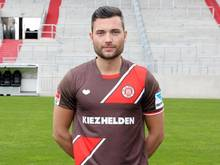 Florian Mohr unterschreibt bei den Fürthern einen Vertrag bis 2016
