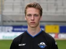 Sebastian Schonlau wird an den Regionalligisten SC Verl ausgeliehen