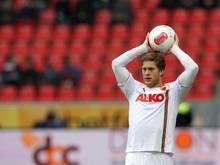 Marcel de Jong hat seinen Vertrag beim FCA verlängert