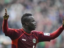 Didier Ya Konan erhielt nach Saisonende keinen neuen Vertrag bei Hannover 96