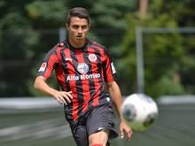 Marc-Oliver Kempf kommt von Eintracht Frankfurt nach Freiburg