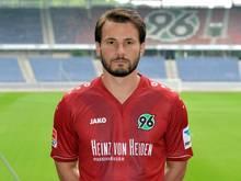 Szabolcs Huszti wechselt von Hannover 96 zu einem chinesischen Erstligaverein. Foto: Carmen Jaspersen