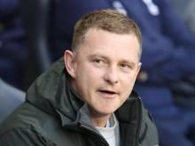 Nach nur einem Spiel war Mark Robins nicht mehr Trainer von Huddersfield Town