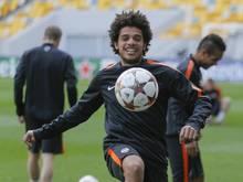 Luiz Adriano erzielte fünf Treffer für Shakhtar Donetsk