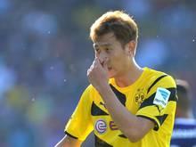 Dong-Won Ji zog sich einen Kapselriss und eine Meniskusquetschung im linken Knie zu