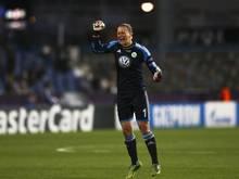 Keeperin Almuth Schult hat ihren Vertrag beim VfL Wolfsburg verlängert