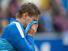 Für Eintracht-Profi Torsten Oehrl geht die Leidenszeit weiter