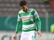 Goran Sukalo wird 2014 nicht mehr zum Einsatz kommen