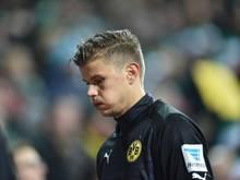 Dortmunds Torwart Mitch Langerak steht im australischen Kader für den Asien Cup