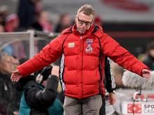 Kölns Trainer Peter Stöger graut es schon vor dem Spiel beim FC Bayern
