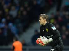 Keeper Mitchell Langerak steht im Kader Australiens für das Länderspiel gegen Deutschland