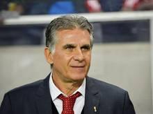 Carlos Queiroz soll den Iran zur WM 2018 führen