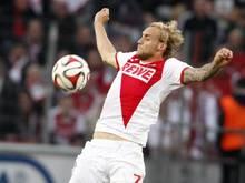 Marcel Risse könnte im Derby wieder in der Kölner Startelf stehen