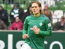 Werder-Abwehrspieler Jannik Vestergaard ist wieder im Training