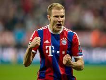 Nationalspieler Holger Badstuber will bald wieder auf dem Platz stehen