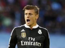 Toni Kroos feuert heute die Bayern an