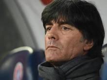 Joachim Löw wird nach dem letzten Spieltag die Nationalspieler nominieren