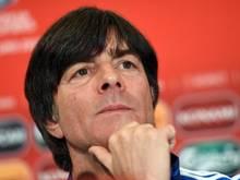 Die Auftritte der U17 haben auch A-Kader-Trainer Joachim Löw überzeugt