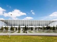 In neuen Stadion von Bordeaux sollen im Sommer 2016 fünf EM-Spiele ausgetragen werden