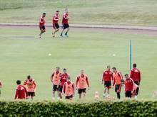 Der HSV bereitet sich im abgeschiedenen Malente auf die letzten beiden Spiele der Sasion vor