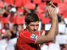 Ausgerechnet zum Abschied von Steven Gerrard erlebte der FC Liverpool ein Debakel bei Stoke City
