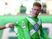 Viele Top-Clubs wollen Wolfsburgs Kevin De Bruyne verpflichten