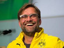 Jürgen Klopp kann sin seinem letzten Spiel mit Dortmund noch einen Titel gewinnen