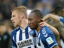 Rouwen Hennings und Reinhold Yabo müssen den verpassten Aufstieg erst noch verarbeiten
