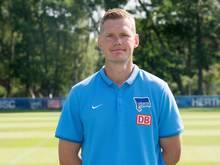 Markus Gellhaus war bis Anfang des Jahres Co-Trainer bei der Hertha