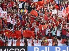 Die Chinesinnen haben bei der WM in Kanada das Viertelfinale erreicht