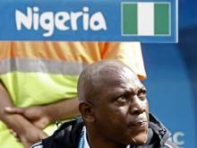 Stephen Keshi soll Nationaltrainer Nigerias bleiben