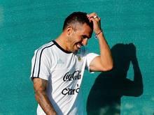 Carlos Tévez spielt wieder für die Boca Juniors