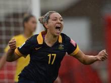 Australien schaltete Mitfavorit Brasilien aus