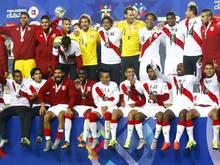 Peru gewann das Spiel um Platz drei gegen Paraguay mit 2:0