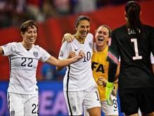 Die USA trifft im WM-Finale erneut auf Japan