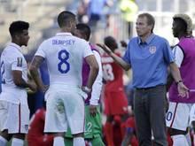 Klinsmanns US-Boys enttäuschten erneut