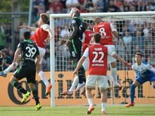 Salif Sane köpfte das 1:0 für Hannover 96