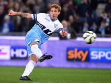 Lazios Lucas Biglia hat sich verletzt