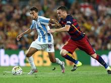Abwehrspieler Thomas Vermaelen erzielte in der 73. Minute den Siegtreffer für den FC Barcelona
