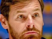Zenit St. Petersburgs Coach André Villas-Boas wurde für sechs Spiele gesperrt