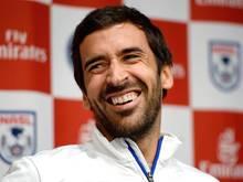 Raúl steht mit New York Cosmos im Endspiel der NASL-Meisterschaft