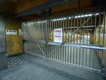 Auch die U-Bahn ist in Brüssel geschlossen