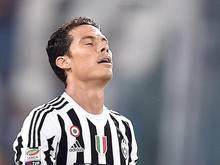 Hernanes fällt verletzt für Juventus Turin aus