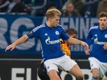 Johannes Geis kehrt gegenHannover nach seiner Sperre in den Schalker Kader zurück