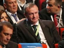 Trainer Michael O'Neill trifft mit Nordirland bei der EM auf Polen