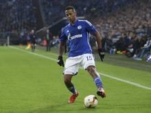 Dennis Aogo wird Schalke 04 im letzten Hinrundenspiel gegen Hoffenheim wohl verletzungsbedingt fehlen