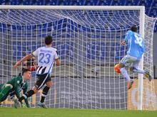 Danilo Cataldi erzielte den Siegtreffer für Lazio Rom