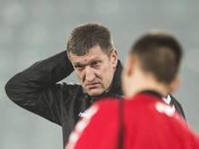 Edgaras Jankauskas übernimmt das Amt von Igoris Pankratjevas