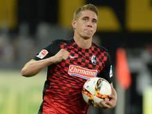 Freiburgs Nils Petersen wird etwa vier Wochen ausfallen