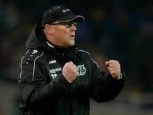 Thomas Schaaf wünscht sich noch Verstärkung in der Defensive